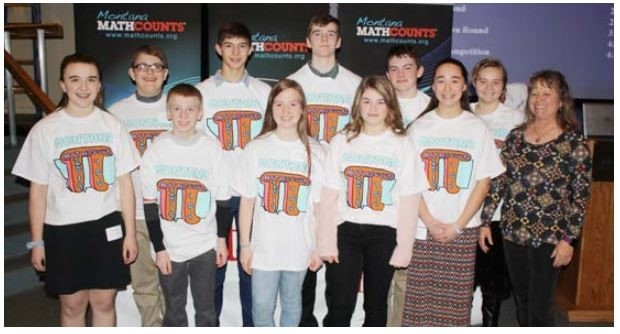 2019 MathCounts Participants