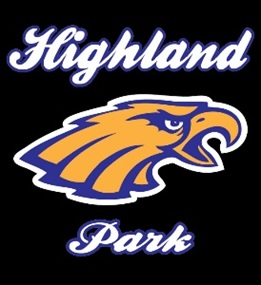 Highland Park Eagle Icon