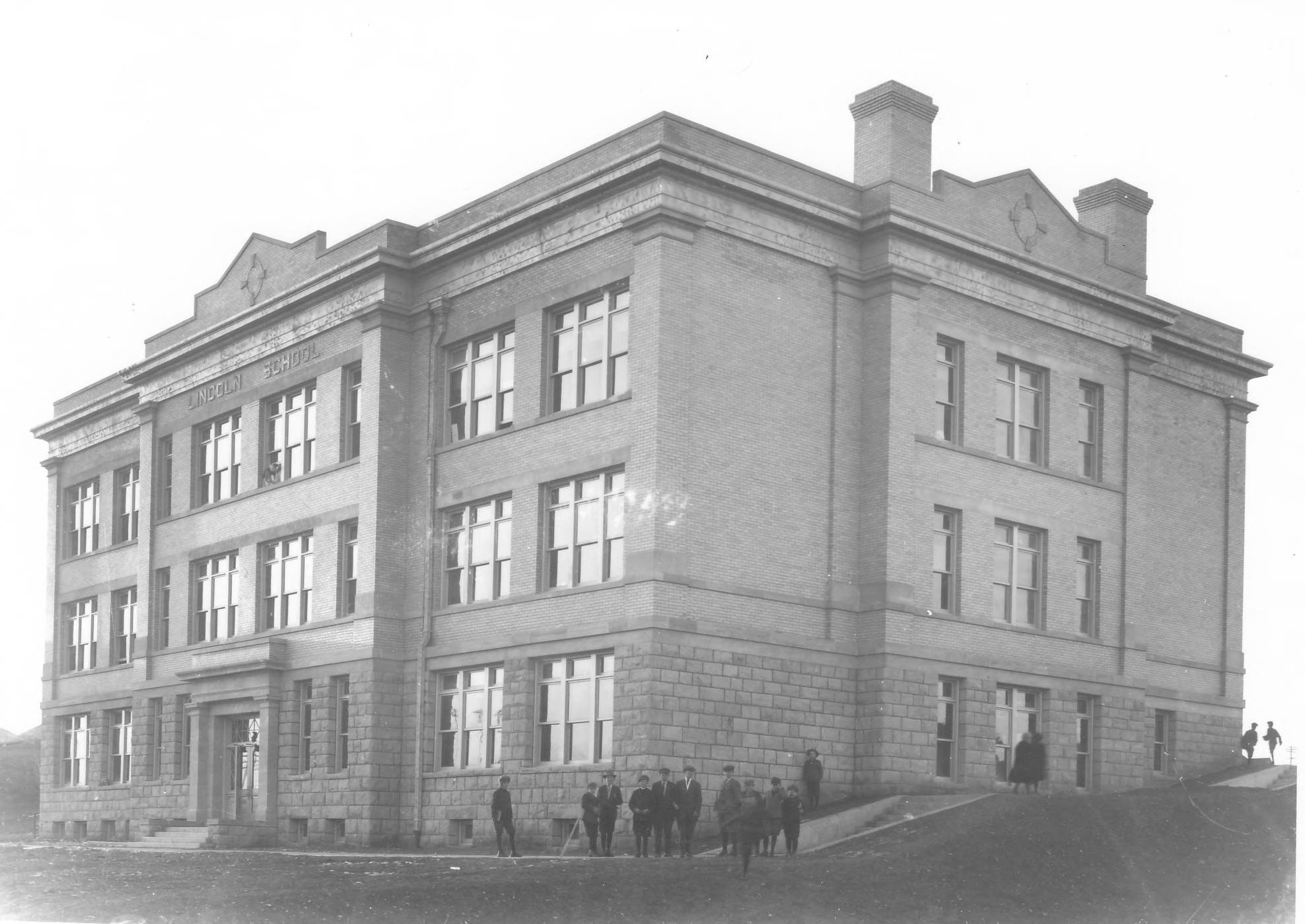 Historic School Photos